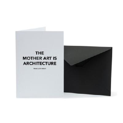 THE MOTHER ART IS …. (カード+封筒)