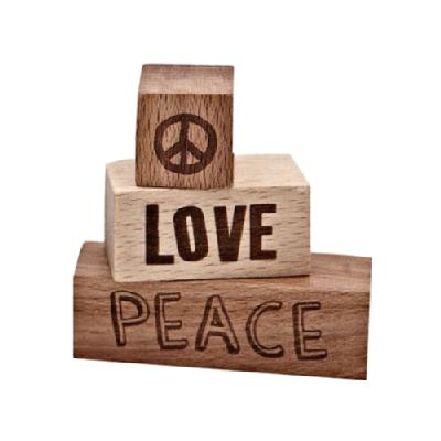 On My Mind:Peace Love